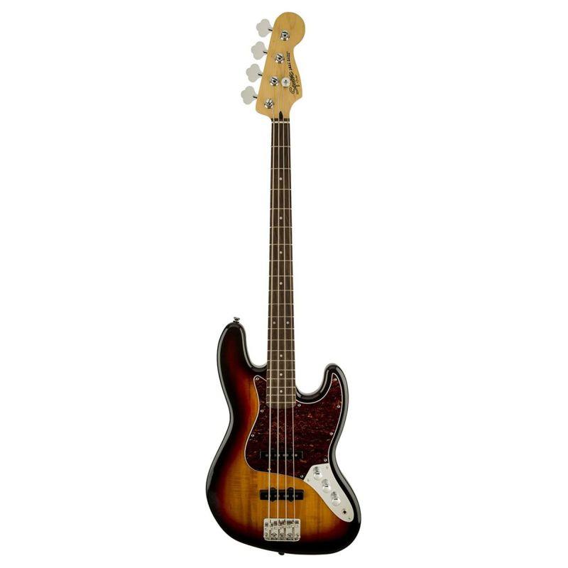 Squier Vintage Modified Jazz Bass, 3-Color Sunburstの商品画像1