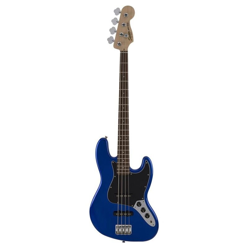 Squier Affinity Series Jazz Bass, Imperial Blueの商品画像1
