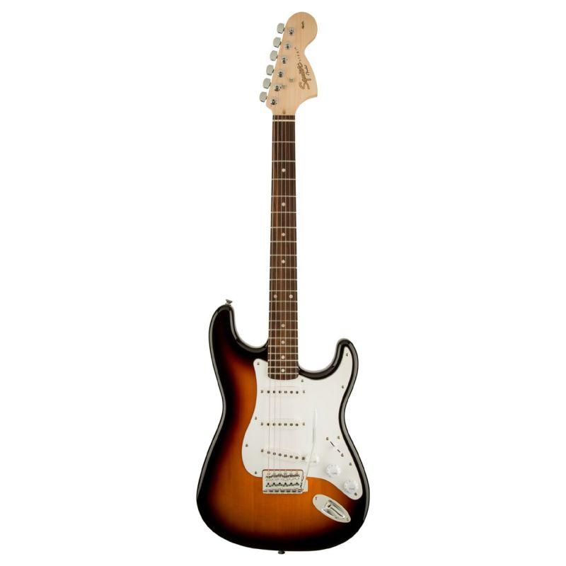Squier Affinity Series Stratocaster, Brown Sunburstの商品画像1