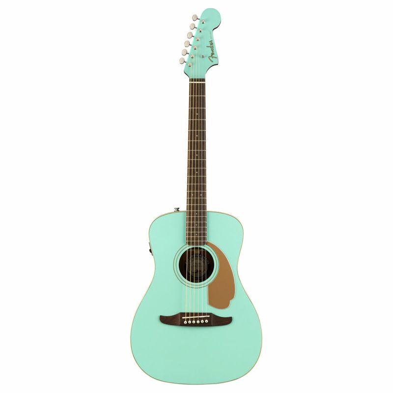 [Outlet] Fender Malibu Player, Aqua Splashの商品画像1