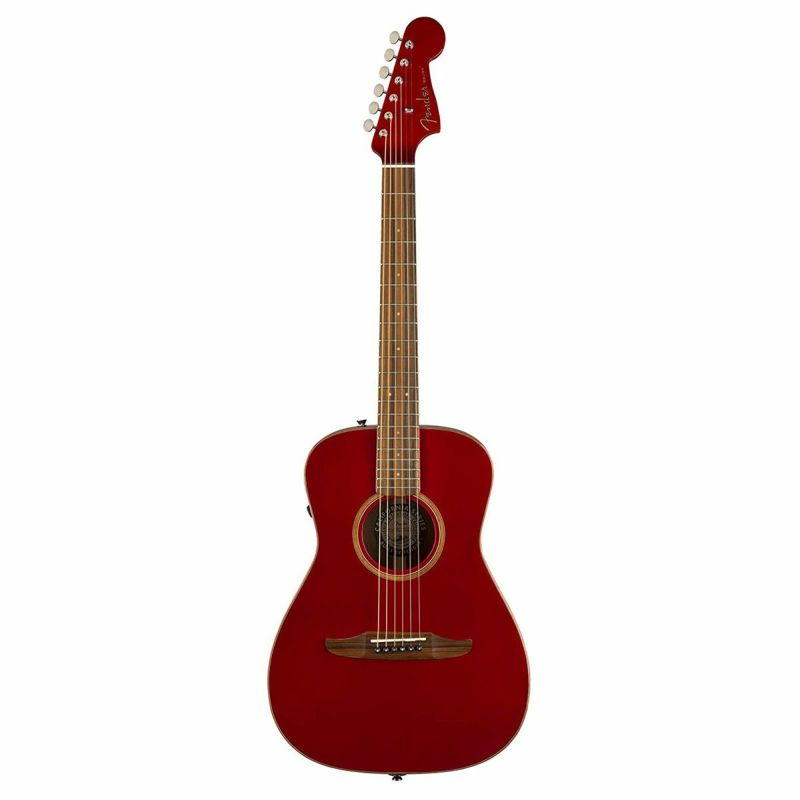 [Outlet] Fender Malibu Classic, Hot Rod Red Metallicの商品画像1