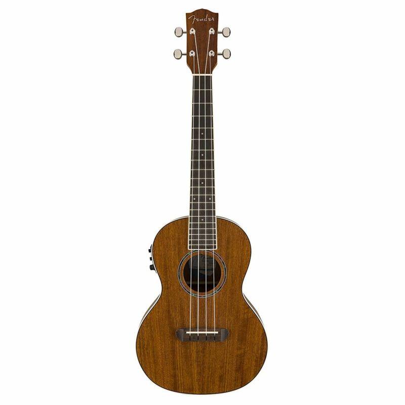 [Outlet] Fender Rincon Tenor Ukulele, Naturalの商品画像1