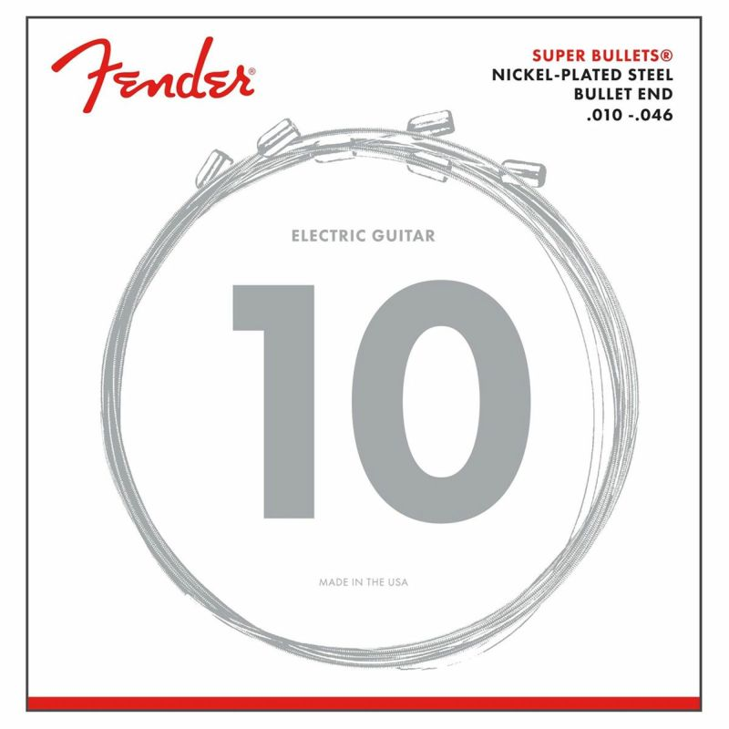 [Outlet] Fender 3250 Super Bullets, 3250R (.010-046)の商品画像1