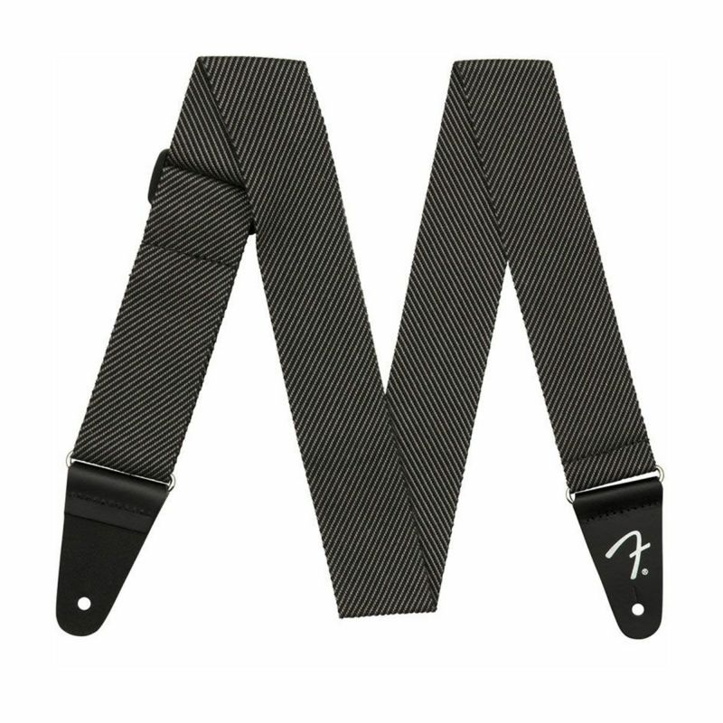 """[Outlet] Fender 2"""" Modern Tweed Strap, Gray and Blackの商品画像1"""