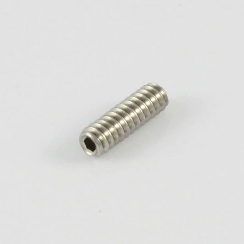 Allparts GS-3384-005 Stainless Bridge Height Screws for Telecaster [7575]の商品画像1