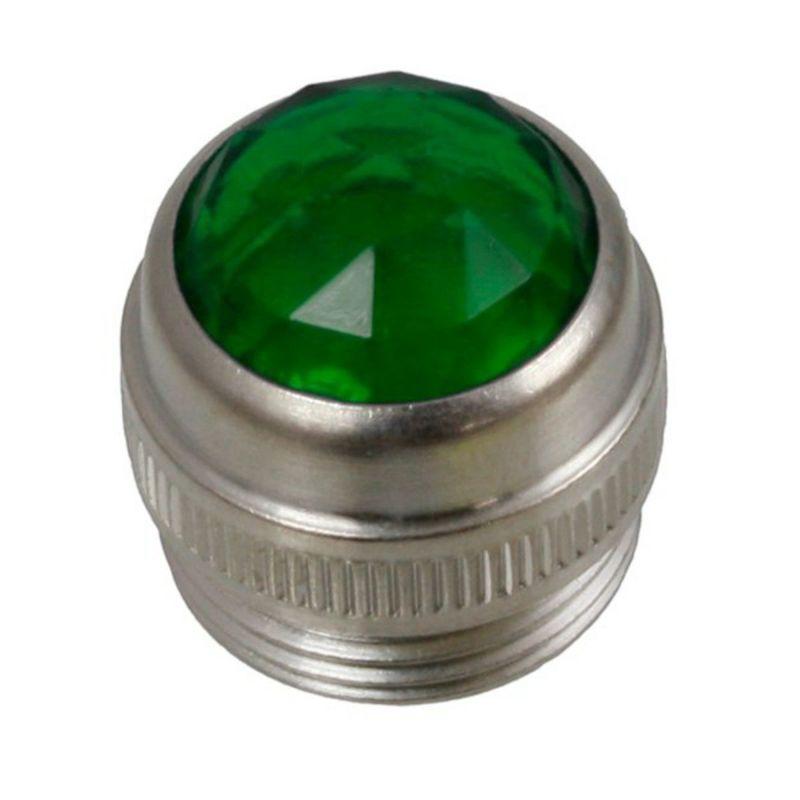 Allparts EP-0826-029 Green Amp Lenses [4013]の商品画像1