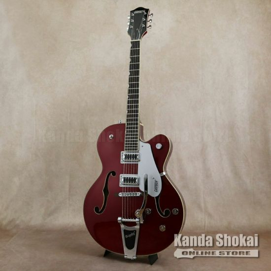 Gretsch G5420T Electromatic Hollow Body Single-Cut with Bigsby, Candy Apple Red [S/N: KS20033801]の商品画像1