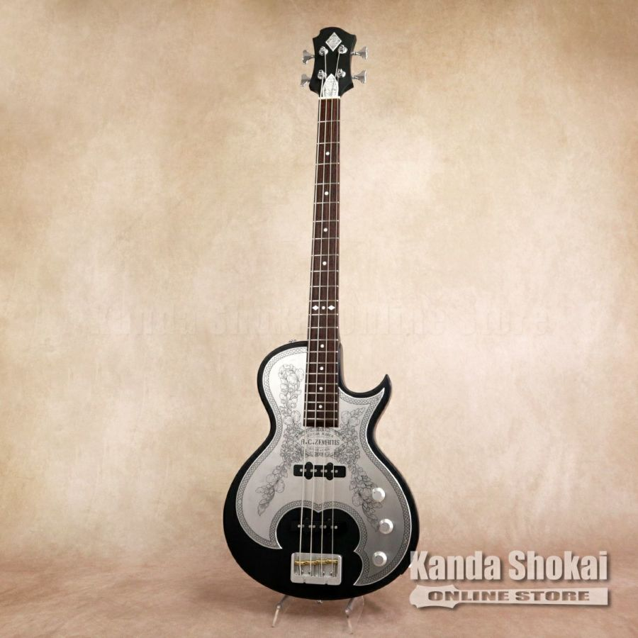 [Outlet] Zemaitis A22B MF, Blackの商品画像1