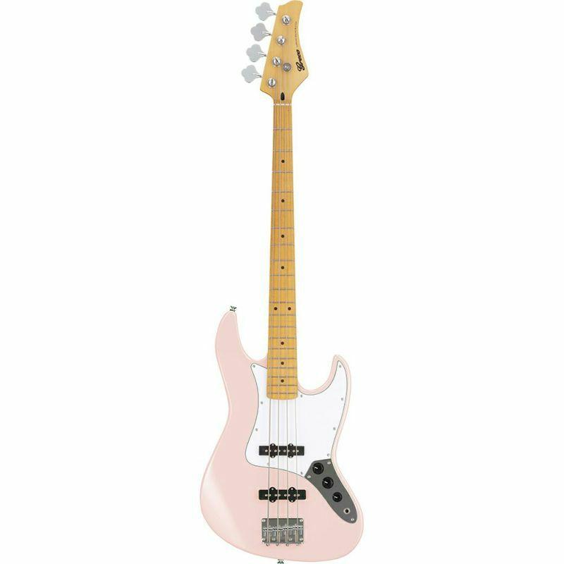 [サブスク] Greco WIB-J, Light Pink / Maple Fingerboardの商品画像1