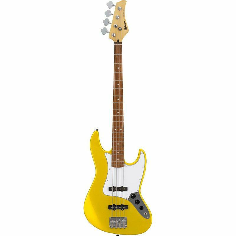 [サブスク] Greco WIB-J, Yellow / Merbau Fingerboard の商品画像1