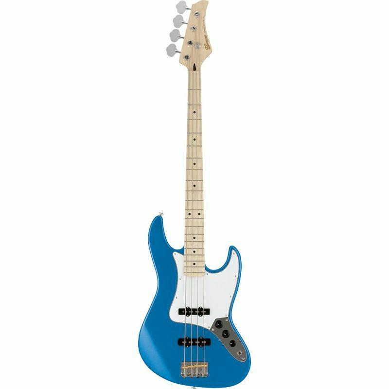 [サブスク] Greco WSB-STD, Blue / Maple Fingerboardの商品画像1