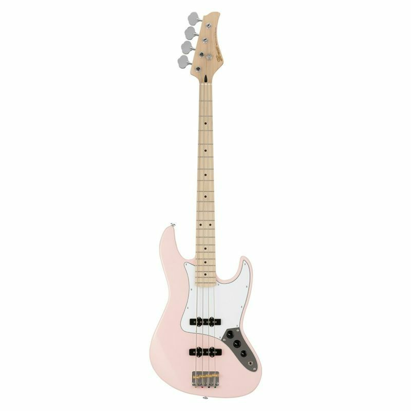 [サブスク] Greco WSB-STD, Light Pink / Maple Fingerboardの商品画像1