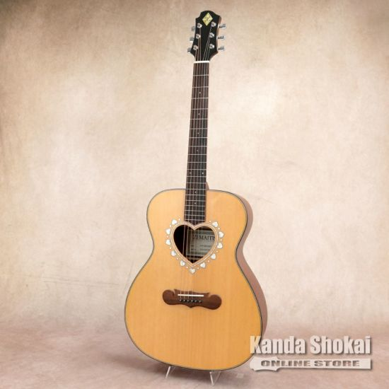 Zemaitis CAF-80H, Natural [S/N: ZE20103025]の商品画像1