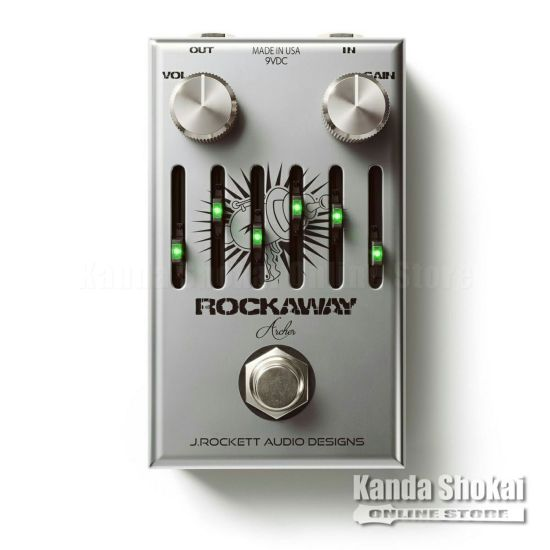 J. Rockett Audio Designs Rockaway Archerの商品画像1