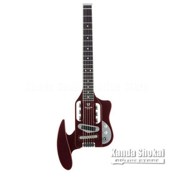 Traveler Guitar Speedster, Redの商品画像1