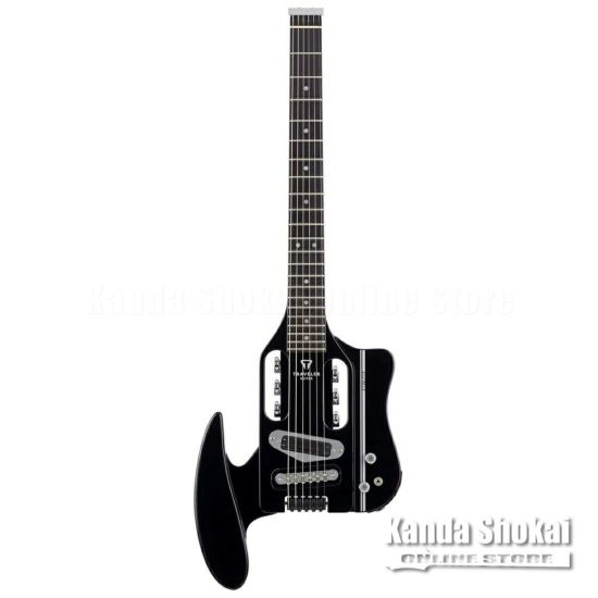 Traveler Guitar Speedster Hot Rod Black V2の商品画像1
