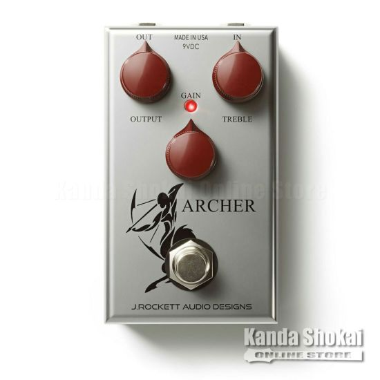 J. Rockett Audio Designs Archer ODの商品画像1