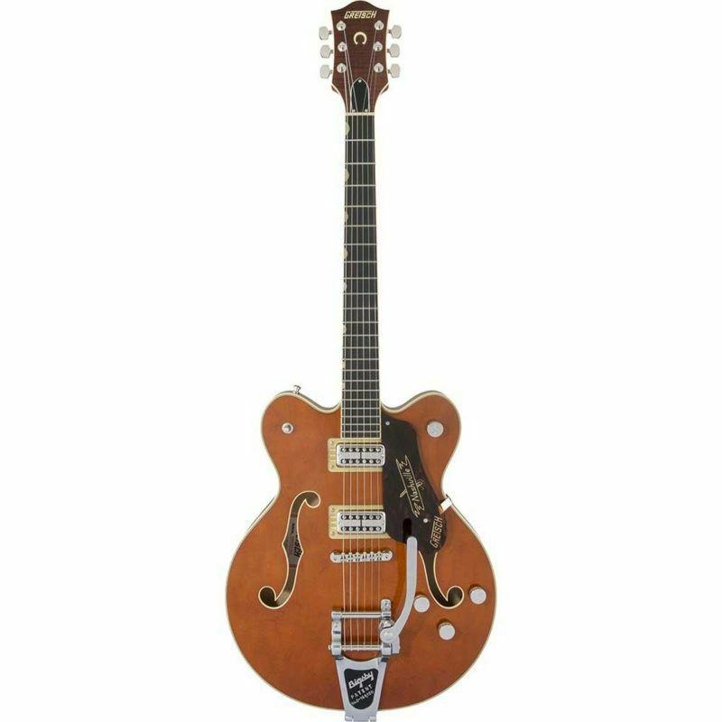[サブスク] Gretsch G6620T Players Edition Nashville Center Block Double-Cut, Round-Up Orangeの商品画像1