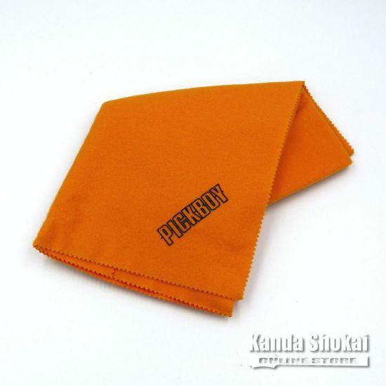 Pick Boy CL-50/OR Polishing Cloth, Orengeの商品画像1