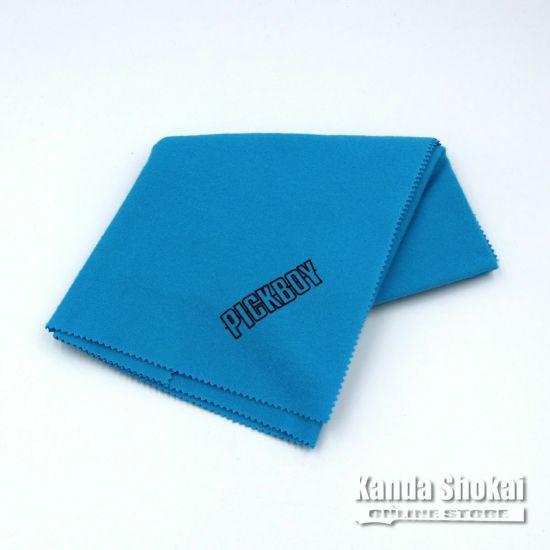 Pick Boy CL-50/BU Polishing Cloth, Blueの商品画像1