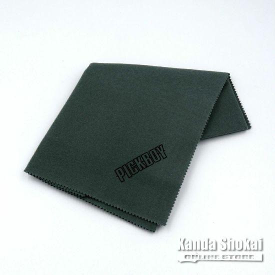 Pick Boy CL-50/G Polishing Cloth, Grayの商品画像1