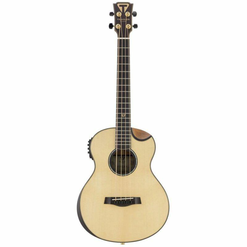 [サブスク] Traveler Guitar CL-3BE Bass, Spruce Topの商品画像1