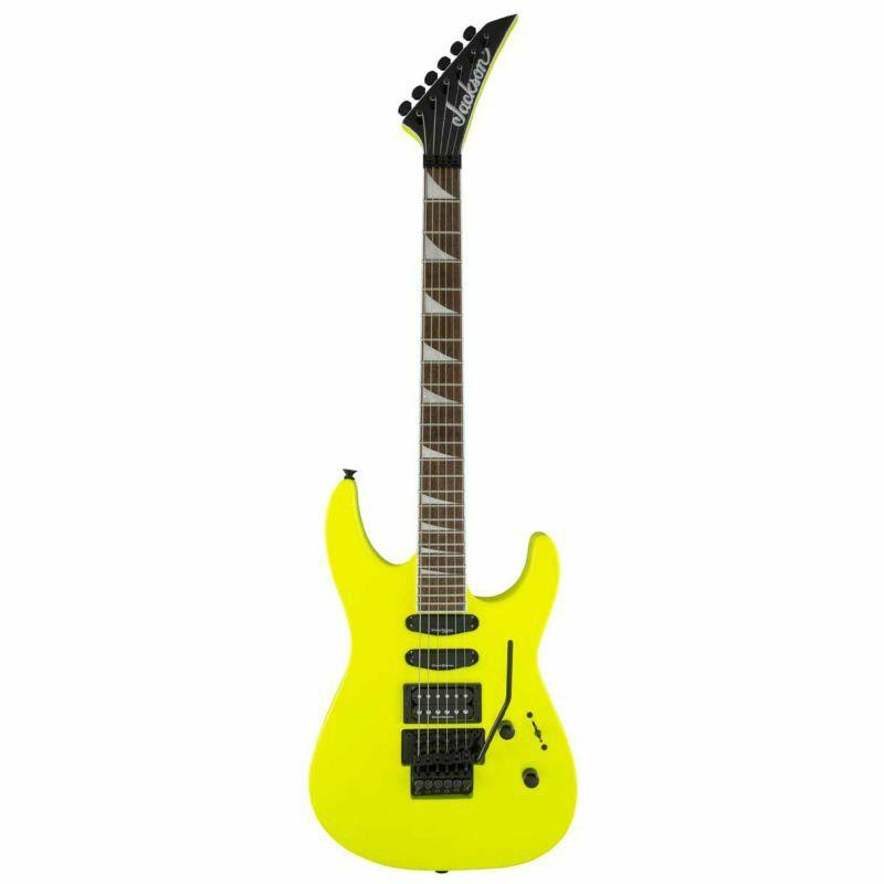 [サブスク] Jackson X Series Soloist SL3X, Neon Yellow の商品画像1