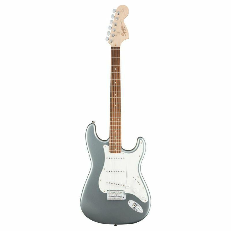 [サブスク] Squier Affinity Series Stratocaster, Slick Silverの商品画像1