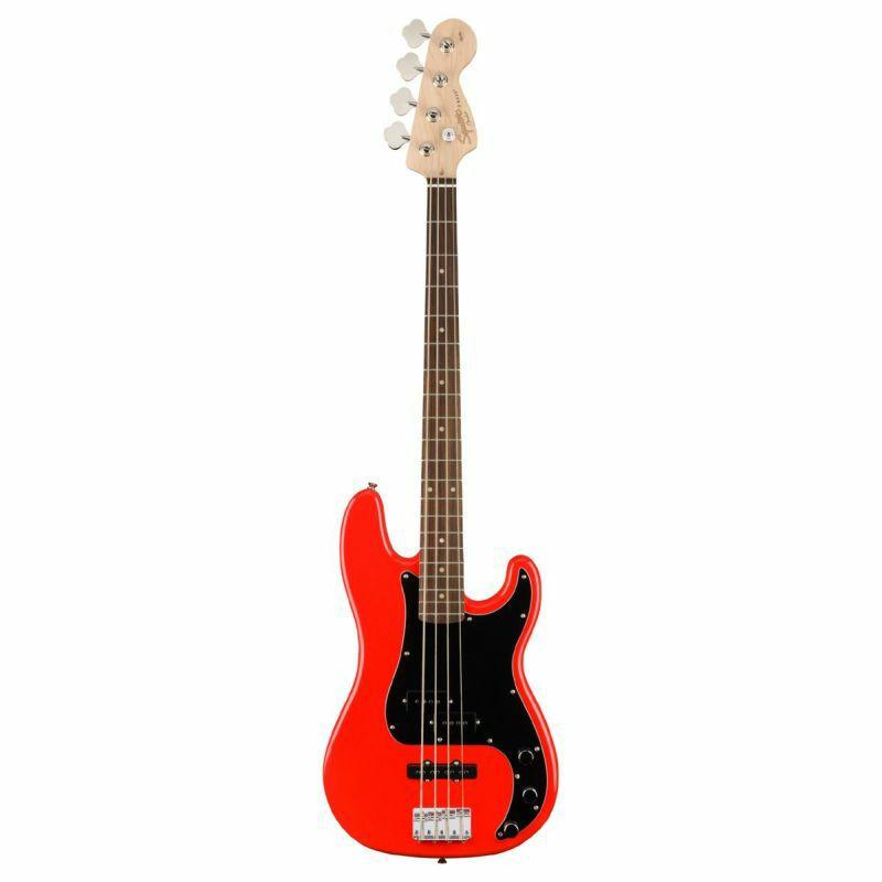 [サブスク] Squier Affinity Series Precision Bass PJ, Race Redの商品画像1
