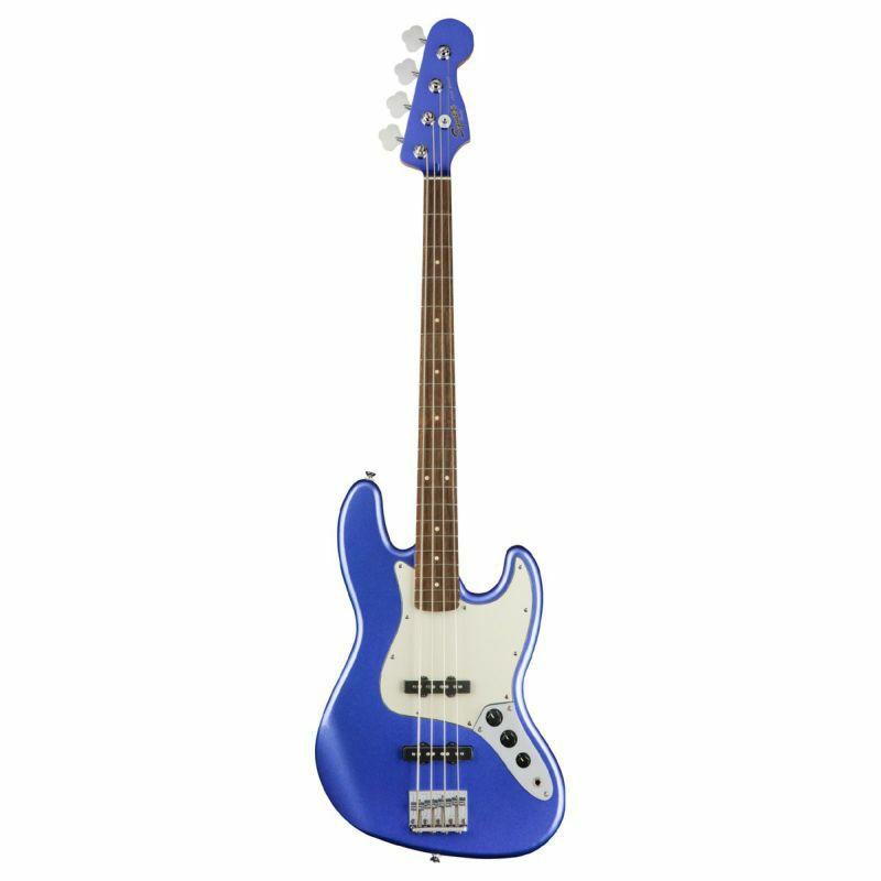 [サブスク] Squier Contemporary Jazz Bass, Ocean Blue Metallicの商品画像1