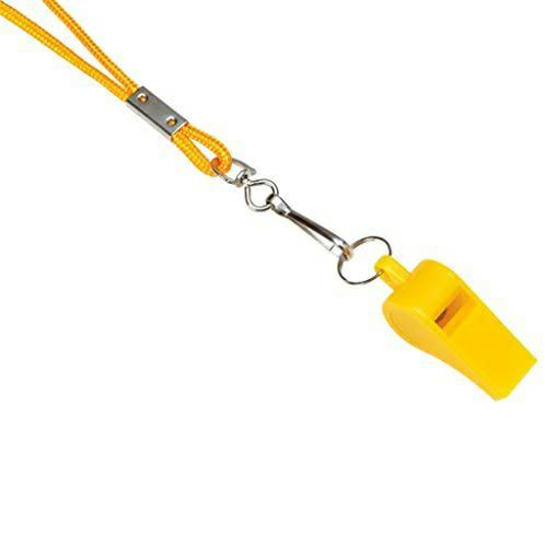 Pickboy CW-50/YL, Color Whistle, Yellowの商品画像1