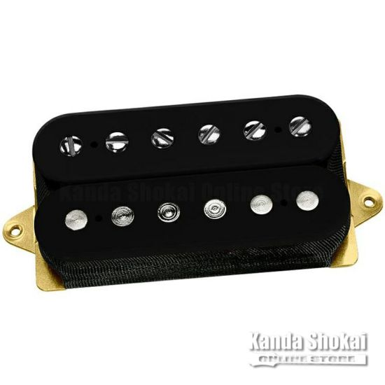 [Outlet] DiMarzio Air Classic Bridge, DP191 Blackの商品画像1