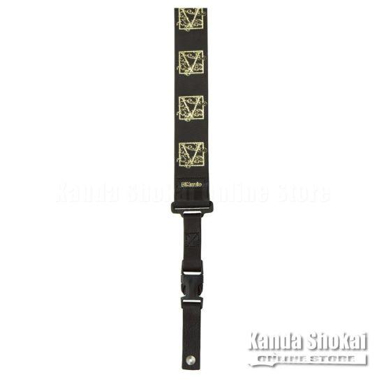 [Outlet] DiMarzio Steve Vai Signature Strap, DD2420SV, Goldの商品画像1