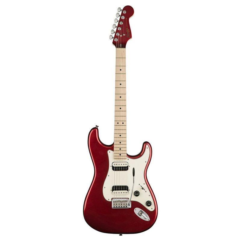 Squier Contemporary Stratocaster HH, Dark Metallic Redの商品画像1