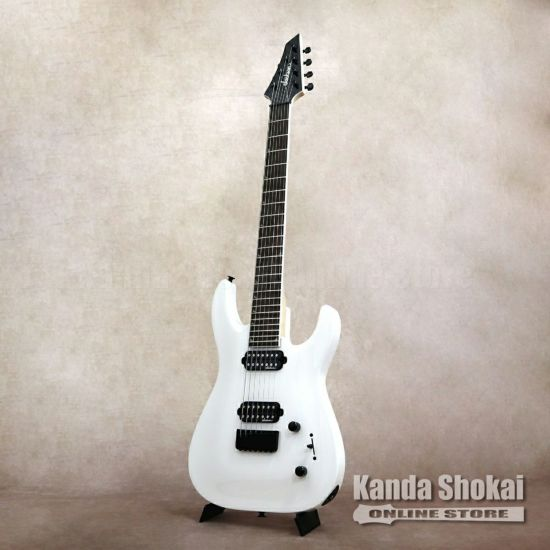 Jackson JS Series Dinky Arch Top JS32-7 DKA HT, Snow White [S/N: CWJ2016662]の商品画像1