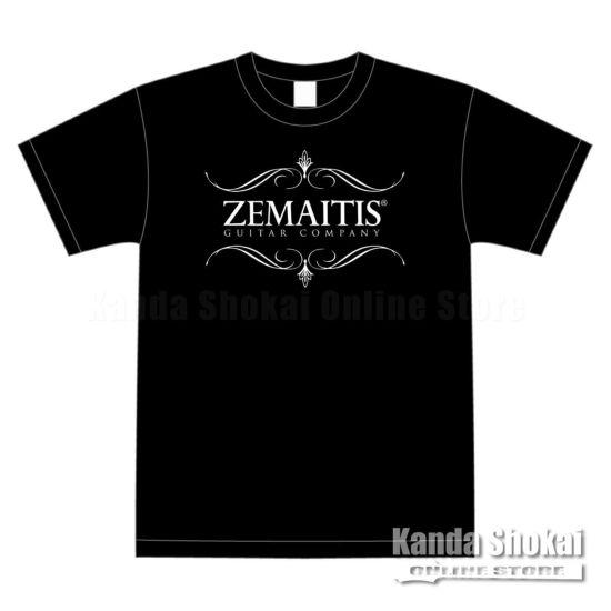 Zemaitis T-Shirt Penmanship, Smallの商品画像1
