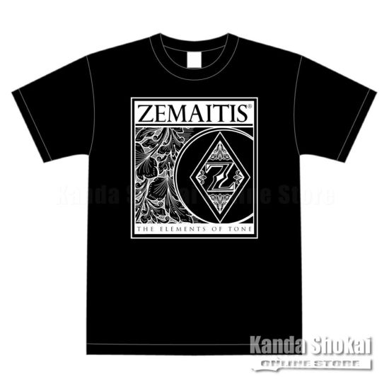 Zemaitis T-Shirt Elements, Smallの商品画像1