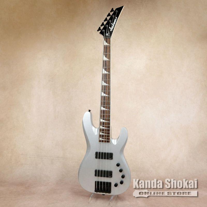 Jackson X Series Signature David Ellefson Concert Bass CBX V, Quicksilverの商品画像1