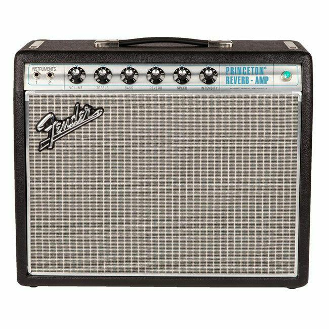 [サブスク] Fender '68 Custom Princeton Reverbの商品画像1