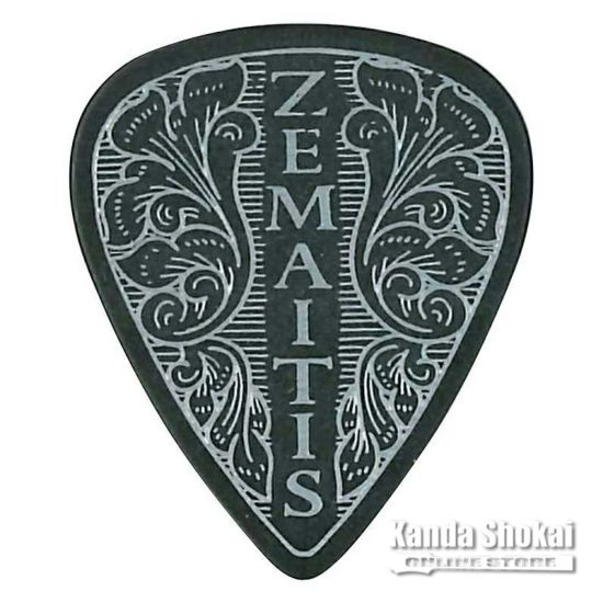 Zemaitis Pick ZP18 TD/H, Black, Pack of 20の商品画像1