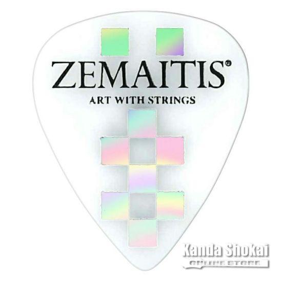 Zemaitis Pick ZP17 TD/H, White, Pack of 20の商品画像1