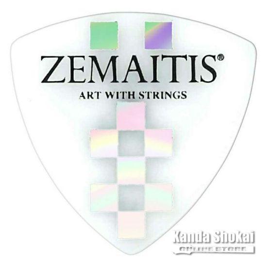 Zemaitis Pick ZP15 TR/H, White, Pack of 20の商品画像1