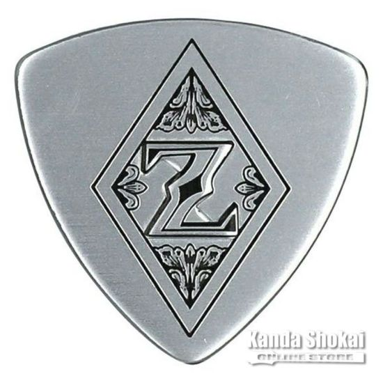 Zemaitis Pick ZP04 TR, Silver, Pack of 20の商品画像1