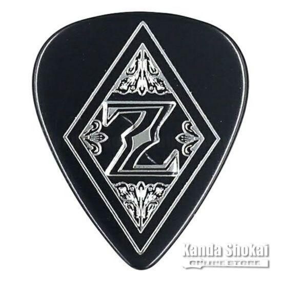 Zemaitis Pick ZP04 TD, Black, Pack of 20の商品画像1