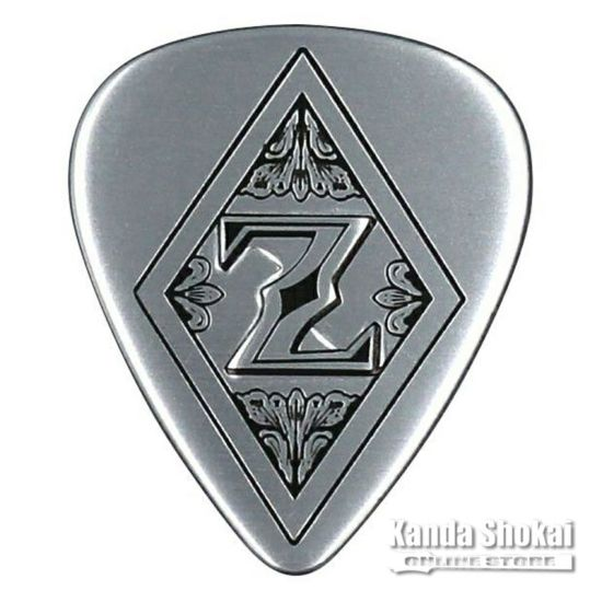 Zemaitis Pick ZP04 TD, Silver, Pack of 20の商品画像1