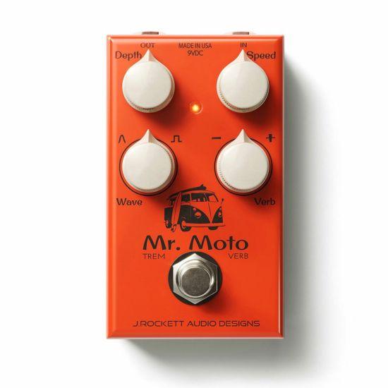 J. Rockett Audio Designs Mr.Moto Tremolo & Reverbの商品画像1