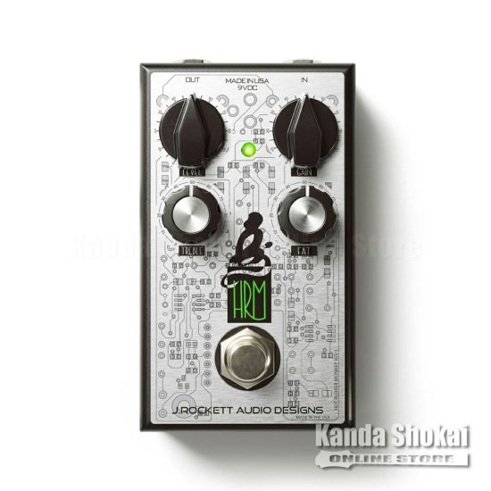 J. Rockett Audio Designs Hot Rubber Monkey (HRM)の商品画像1