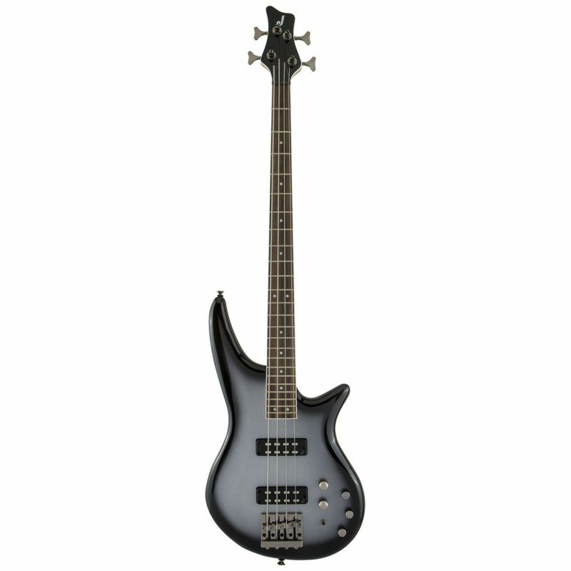 [サブスク] Jackson JS Series JS3 Spectra Bass, Silverburstの商品画像1