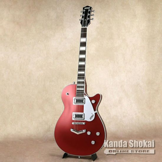 Gretsch G5220 Electromatic Jet BT Single-Cut with V-Stoptail, Firestick Red [S/N: CYG20040264]の商品画像1