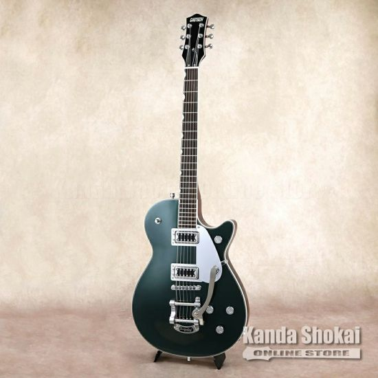 Gretsch G5230T Electromatic Jet FT Single-Cut with Bigsby, Cadillac Green [S/N: CYG20030983]の商品画像1